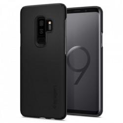 Bumper Spigen Samsung Galaxy S9 Plus Thin Fit - Black