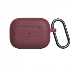 Carcasa antimicrobiana UAG U Silicone Apple AirPods Pro violet