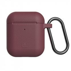 Carcasa antimicrobiana UAG U Silicone Apple AirPods violet