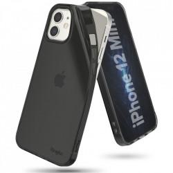 Carcasă din TPU cu acoperire ultra-subțire Ringke Air pentru iPhone 12 mini gri