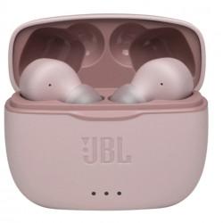 Casti audio in-ear JBL TUNE 215TWS, Bluetooth, Microfon, Pure Bass, True Wireless, Roz