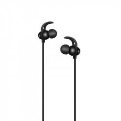 Casti Bluetooth Hoco ES11, In-Ear, Negru