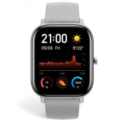 Ceas smartwatch Xiaomi Amazfit GTS Lava Grey
