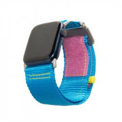 Curea material textil UAG Active Strap LE Apple Watch 44/42mm, 80s