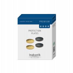 Discuri pentru amortizare vibratii Inakustik 0084847 - culoare Negru