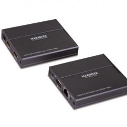 Extender HDMI Full HD, 3D, Marmitek GigaView76, CAT 5e/6, KVM, PoC, max 60m