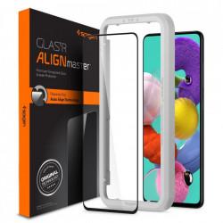 Folie protectie Spigen Alm Glass FC Samsung Galaxy A51