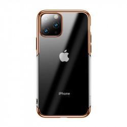 Husa Baseus Shining pentru iPhone 11 Pro Max - auriu