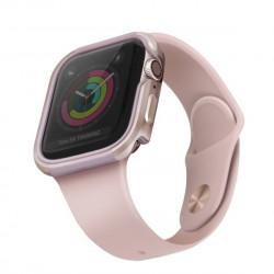 Husa de protectie UNIQ Valencia pentru Apple Watch 5/4 44mm - roz