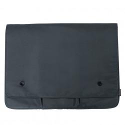 """Husa pentru laptop Baseus Basics Series 16"""" - gri"""