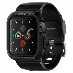 Husa protectoare Spigen Rugged Armor PRO Apple WATCH 4/5 (40MM) - negru