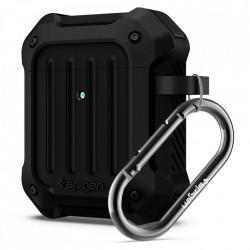 Husa Spigen Tough Armor Apple Airpods Black