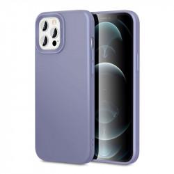 Husa telefon ESR Cloud, lavender grey - iPhone 12/12 Pro