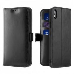 Husa Telefon Samsung Galaxy A10 Dux Ducis Kado Series Flip - Negru