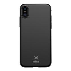 Husa telefon tip bumper , ultra subtire si usoara Baseus Thin pentru Apple iPhone X/XS , neagra
