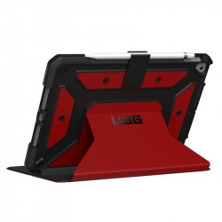 "Husa UAG Metropolis black - iPad 10.2"" rosu"