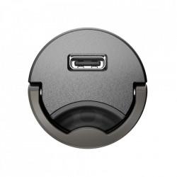 Incarcator auto Baseus Tiny Star Mini PPS Type-C Port 30W Gray (VCHX-B0G)