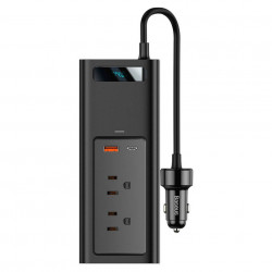 Inverter Baseus 150W (110V US/JP) Black