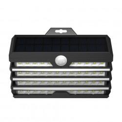 Lampa de perete cu LED, Baseus DGNEN-C01 cu senzor de noapte si miscare
