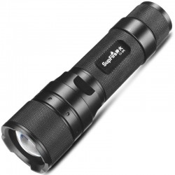 Lanterna Supfire F3-XPE ZOOM 300lm