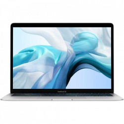Laptop Apple MacBook Air 13 ecran Retina, procesor Intel® Core™ i5 1.6GHz, 8GB, 256GB SSD, Intel UHD Graphics 617, Silver, INT KB