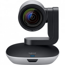 LOGITECH Camera Pentru Videoconferinta PTZ Pro 2 ConferenceCam, 1080p, HD, Zoom x10, Indicator LED, Negru