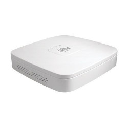 NVR Dahua NVR4108-P-4KS2, 8 canale 4K, 1xHDD, 4xPoE