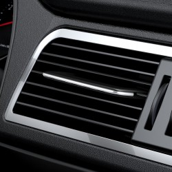 Odorizant auto, Baseus Paddle Ultrathin Air Vent, Gri
