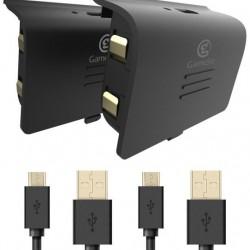 Pachet de baterii reîncărcabile GameSir 800mAh pentru controlerul Xbox One / Xbox One S / Xbox One Elite