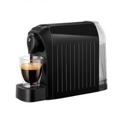 PACHET Espressor Tchibo Cafissimo easy Black + 240 capsule , 1250 W, 3 presiuni, 650 ml, Espresso, Caffe Crema, sertar capsule, Negru