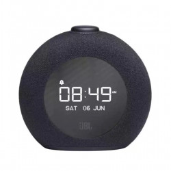 Radio cu ceas JBL Horizon 2, Bluetooth, Alarma, Pro Sound, Lumina ambientala, USB, Negru