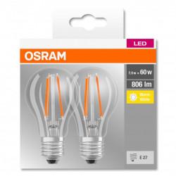SET 2 BECURI LED OSRAM 4052899972018