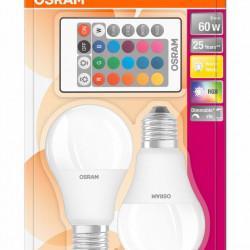 SET 2 BECURI LED OSRAM 4058075091733