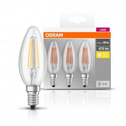 SET 3 BECURI LED OSRAM 4058075819313