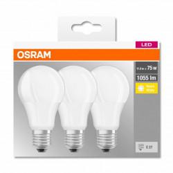 SET 3 BECURI LED OSRAM 4058075819436