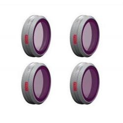 Set filtre ND-PL 8/16/32/64 PGYTECH pentru DJI Mavic 2 Zoom (P-HA-043)