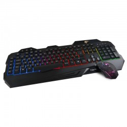 Set tastatura + mouse gaming Havit Gamenote KB558CM