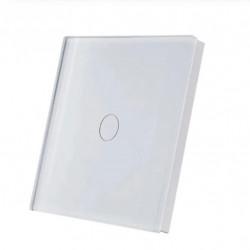 SmartWise T1R1W (R2) telecomanda fara fir RF comutator tactil de perete (alb)