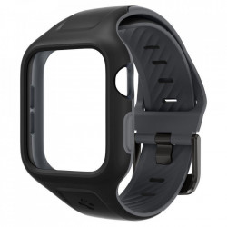 "Spigen Liquid Air ""Pro"" Apple Watch 4/5/6/Se (44mm) Black"