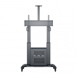 "Stand TV pe roti Multibrackets 7680, 60""-100"", max 90 kg, cu cabinet de depozitare"