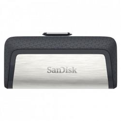 Stick de memorie SanDisk Ultra Dual Drive OTG Type-C/USB 3.0 150 MB/s - 32 GB