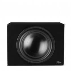 Subwoofer activ Lyngdorf BW-3, 400 W RMS, 25-800 Hz, high gloss black