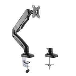 "Suport monitor Gas Spring Single Arm Blackmount LDT13-C012, 13""-27"""