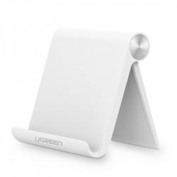 Suport portabil reglabil multi-unghi Ugreen pentru iPad, alb (LP115 30485)