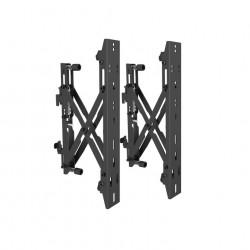 Suport PUSH IN POP OUT, Multibrackets 4726 seria M Pro, max.30kg, negru