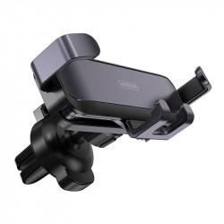 Suport telefon cu prindere in gura de ventilatie, Joyroom (JR-ZS211) gri