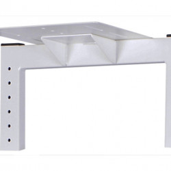 Suport Webcam pentru stand motorizat Multibrackets 1183, Otel, Alb