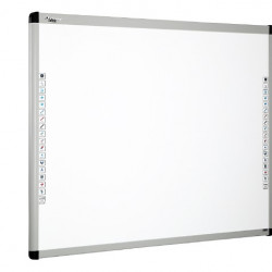 "Tabla interactiva 109"" DONVIEW DB-109IND-H03, 16:10, tehnologie tactila IR, 10 puncte de atingere"