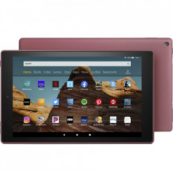 "Tableta Amazon Fire HD 10 - Afisaj Full HD 10,1 ""(1080p), 32 GB, violet"