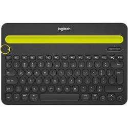 Tastatura Logitech K480 Multi-Device, Bluetooth, Negru
